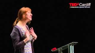Writing as an act of tribute: Briony Goffin at TEDxCardiff