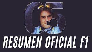 F1 2005 - Resumen Oficial Español