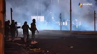 Liban: Gaze lacrimogene împotriva manifestanţilor antiguvernamentali la Beirut