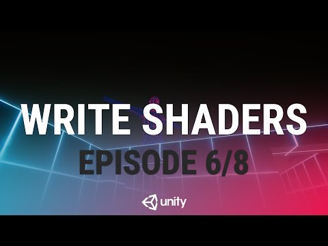 Making A Transparent Shader - Unity