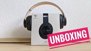 Kopfhörer für 35 EUR? 10 Min mit dem Amazon Bestseller: DOQUAS Care 1 Headphones (Unboxing)