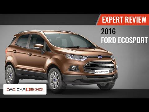 2015 Ford EcoSport | Expert Review | CarDekho.com