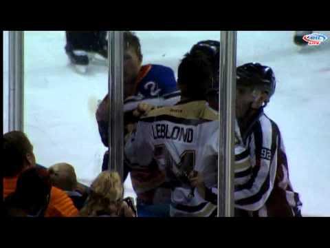 John Kurtz vs Pierre-Luc Letourneau-Leblond