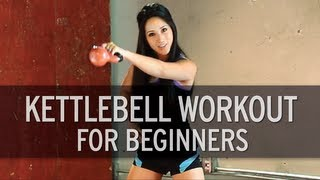 Basic Kettlebell Workout For Beginners by XHIT Daily
