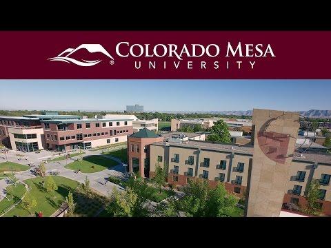 Colorado Mesa University - video