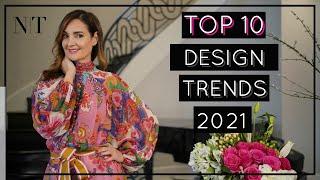 TOP 10 INTERIOR DESIGN TRENDS FOR 2021 REVEALED! | RED ELEVATOR | NINA TAKESH