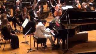 Leonid Ptashka - Wild Wind, Gil Shohat and the Jerusalem Symphony Orchestra