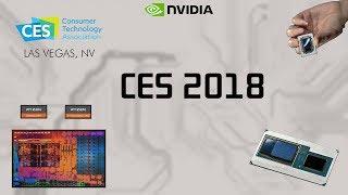 Важные анонсы CES 2018