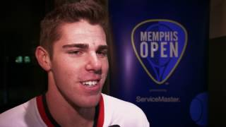 ThrowbackThursday to a great week of tennis in Memphis Courtesy of the