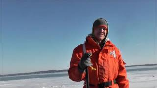 Cook's Bay Ice Report Jan 7
