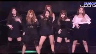 (G)I-DLE 여자아이들 - LIGHT MY BODY UP (COVER) Live In Japan [090219]