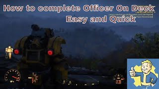 Fallout 76 How to complete