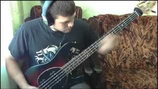 Arch Enemy- Silverwing (Bass cover)