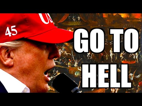 Trump, Go To Hell! | Skylar Szabo