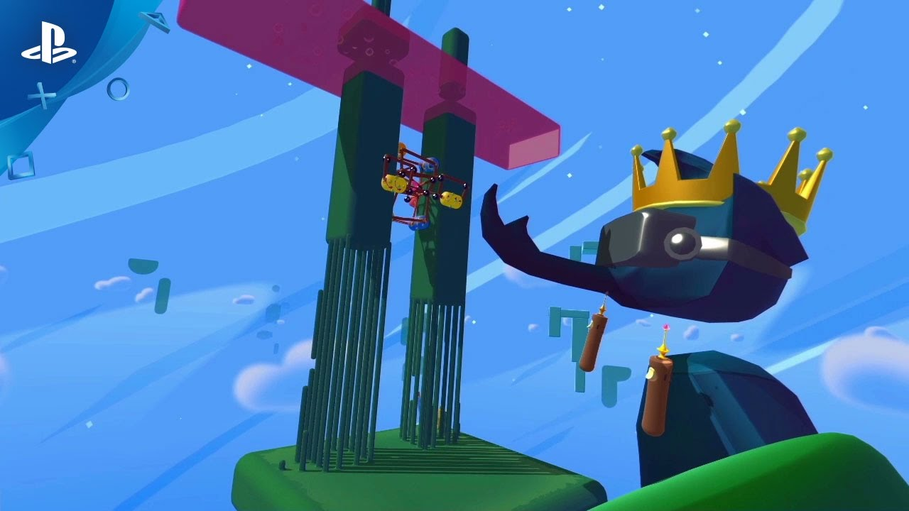 VR Puzzle Game Fantastic Contraption Coming to PS4