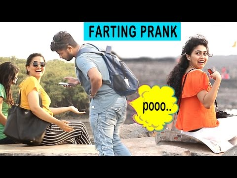 Farting on GIRLS Prank -  Baap of Bakchod - Raj | Prank In India