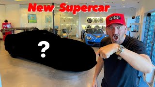SHOPPING TO BUY THE CRAZIEST SUPERCAR WE HAVE EVER …