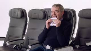 "British Airways release new ""Comic Relief"" Safety Video"