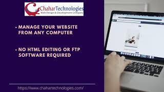 Word Press Website Design Company in Delhi