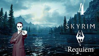 Skyrim Requiem 3.0 (Ветреный Пик FAILED) #4