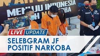 Selebgram JF Diringkus di Kamar Villa Bersama Manager Kelab Malam di Bali, Keduanya Positif Narkoba