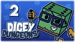 Let's Play Dicey Dungeons   The Most Broken Thief Build   Part 2   Full Release Gameplay PC HD