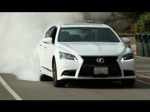 Can a Lexus be fun?