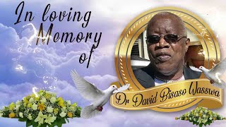 Dr Wasswa Memorial Service