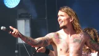The Darkness - Get Your Hands Off My Woman (live at TRNSMT Festival 2018)