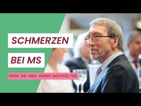 Schejnyj kann die Osteochondrose in den Kopf zurückgeben