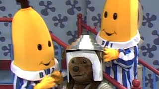 The Robot - Classic Episode - Bananas In Pyjamas Official