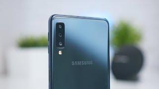3 kamera di Samsung Galaxy A7, BUAT APA???