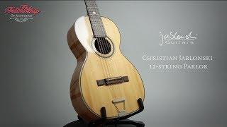 TFOA review - Jablonski 12-string parlor