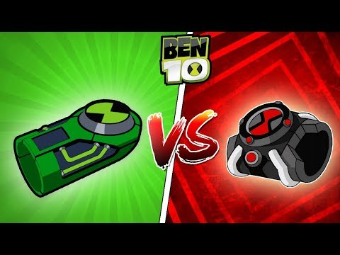 SUPER OMNITRIX DO BEN 10 VS OMNITRIX REVERSO DO MAL no MINECRAFT (QUAL É O MELHOR?)