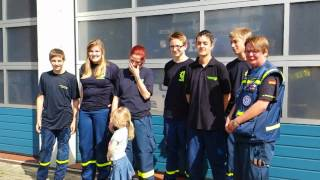 preview picture of video 'Cold Water Challenge 2014 THW-Jugend Nordenham'