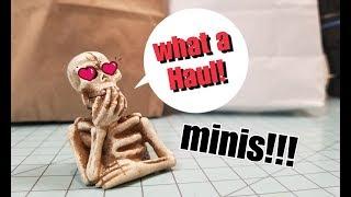 Dollhouse Miniatures Haul!!!