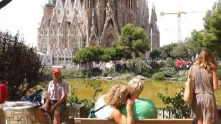 preview picture of video 'Paseando por el Eixample (Barcelona) con Tu solución inmobiliaria'