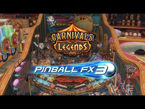 Carnivals and Legends Trailer thumbnail