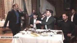 HALALINIZ OLSUN SİZİN (Mirferid, Perviz, Balaeli, Vasif) Meyxana 2018