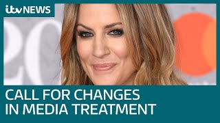 Call for changes to press and social media after Caroline Flack's death | ITV News