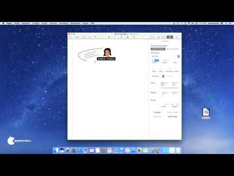 Video Tutorial Briefkopf Mit Logo In Pages Für Mac