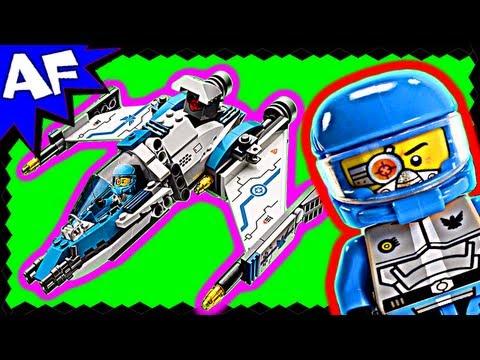 Vidéo LEGO Galaxy Squad 70701 : L'intercepteur cosmique