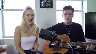 Shallow (A star is Born) - Lady Gaga + Bradley Cooper (Live Cover by Nate Hill and Madilyn Bailey)