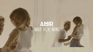 Amir - What You Want (Official video)