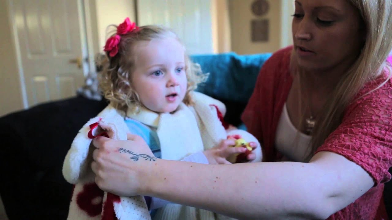 Gracie's story, a child with Raynaud's