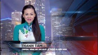 VIETLIVE TV ngày 18 01 2020