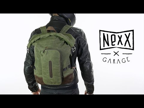 Nexx X-Garage Rucksack review