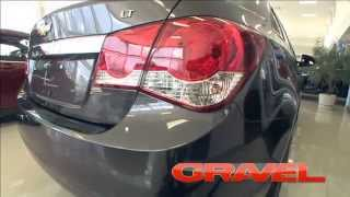 preview picture of video 'Chevrolet Cruze 2014 Montreal - Gravel Decarie Montreal'