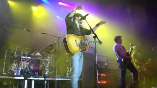 Eric Church - Lotta Boot Left to Fill (Live NYC)