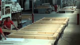 Video - Bau eines Fertighauses